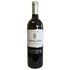 Château Simon White Bordeaux, Graves, France, 2013 (750ml)