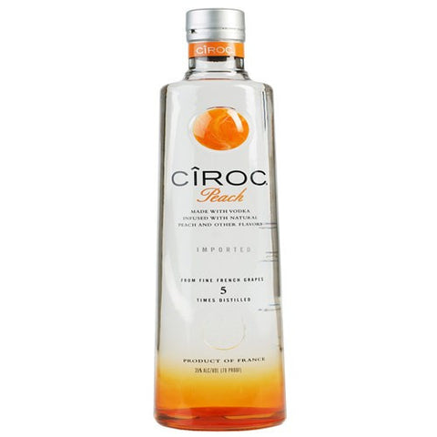 Ciroc Vodka Peach (1.75L)