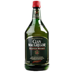 Clan MacGregor Scotch Whisky (1.75L)