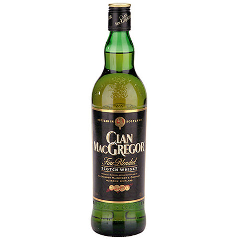 Clan MacGregor Scotch Whisky (750ml)