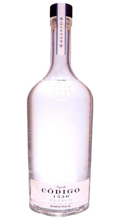 Codigo Tequila Blanco 750ml