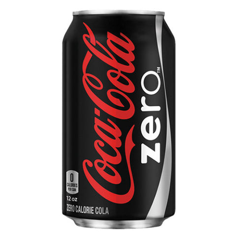 Coke Zero (12pk 12oz cans)