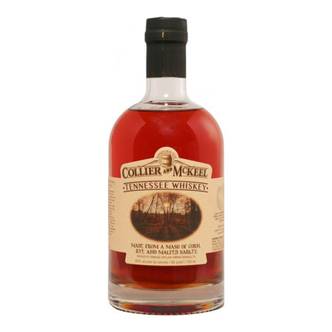 Collier & McKeel Tennessee Whiskey (750ml)
