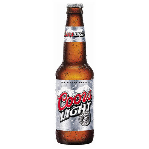 Coors Light (6pk or 12pk 12oz btls)