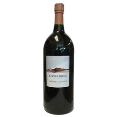 Copper Ridge Cabernet Sauvignon, California, (1.5L)