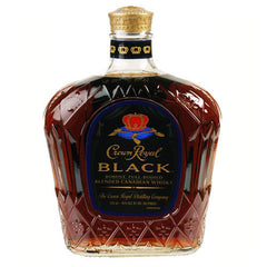 Crown Royal Black Blended Canadian Whisky (1.75L)