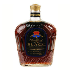 Crown Royal Black Blended Canadian Whisky (750ml)