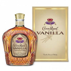 Crown Royal Vanilla Canadian Whisky (750ml)