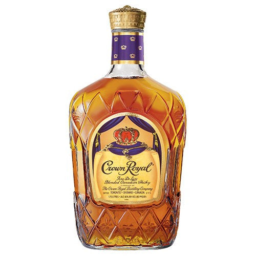 Crown Royal Canadian Whisky (1.75L)