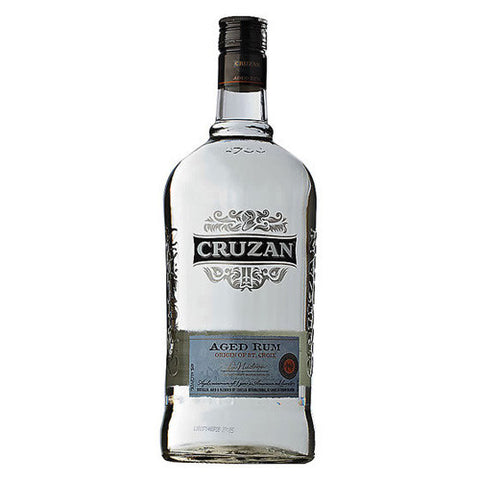 Cruzan Aged Light Rum 2 Years (1.75L)
