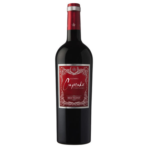 Cupcake Vineyards Red Velvet Blend, California (750ml)