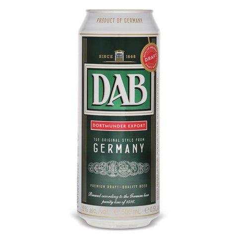 Dab Original (4pk 16oz cans)