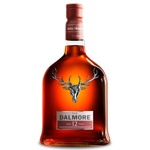Dalmore 12 Year Old Scotch Whisky (750ml)