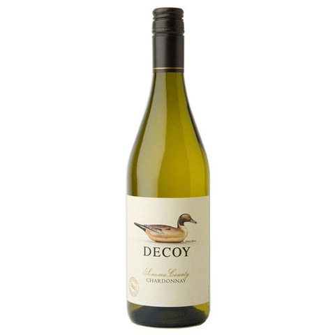 Decoy Chardonnay, Sonoma Co, CA 2017 (750ml)