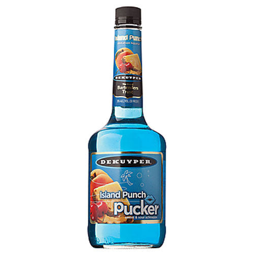 DeKuyper Island Punch Pucker (750ml)