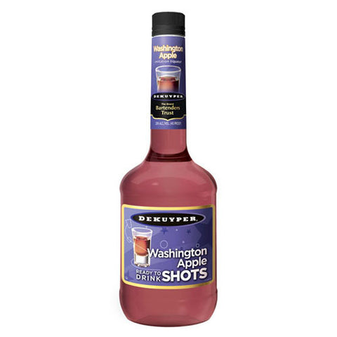 Dekuyper Washington Apple Shots (750ml)