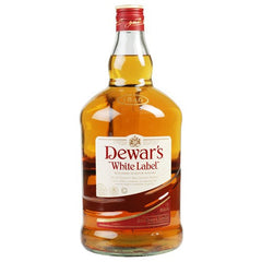 Dewars White Label Blended Scotch Whisky (1.75L)