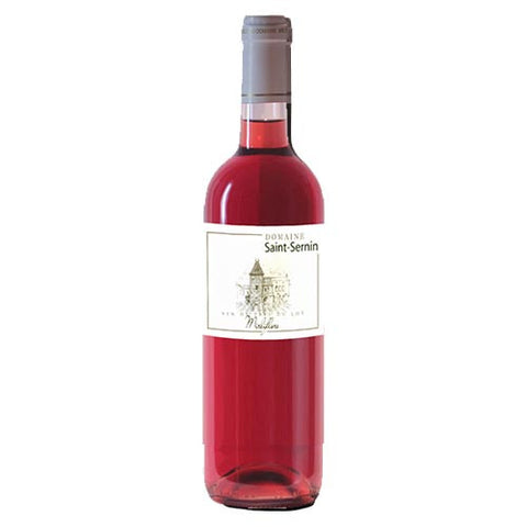 Chateau St Sernin Mirliflore Sweet Malbec Rose, France, NV (750ml)