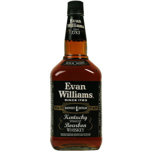 Evan Williams Kentucky Straight Bourbon Whiskey (1.75L)
