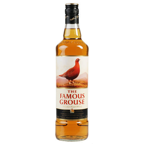 Famous Grouse Finest Scotch Whisky (750ml)