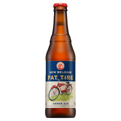 Fat Tire Amber Ale (6pk 12oz btls)