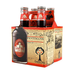 Fentimans Cherry Tree Cola (4pk 9.3oz btls.)