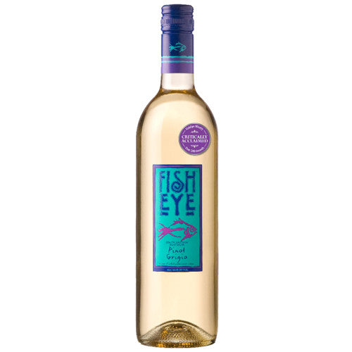 Fish Eye Pinot Grigio, SE Australia, 2013, (750ml)