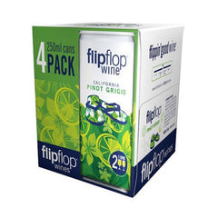 Flip Flop Pinot Grigio (4pk 200ml cans)