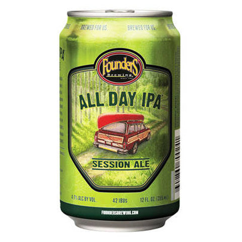 Founder's All Day IPA (15pk 12oz cans)