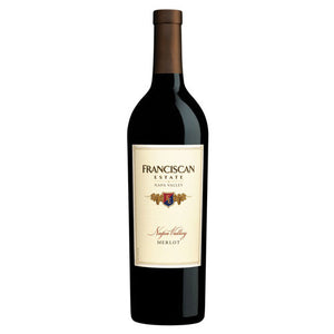 Franciscan Estate Merlot, Napa Valley, 2015 (750ml)