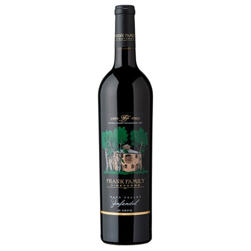 Frank Family Vineyards Zinfandel, Napa Valley, California, 2015 (750ml)
