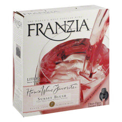 Franzia Sunset Blush,California, NV (3L Box)