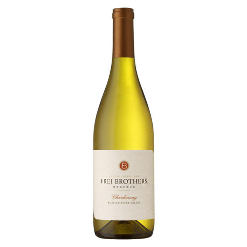Frei Brothers Reserve Chardonnay, Russian River Valley, 2017 (750ml)