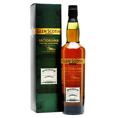Glen Scotia 'Victoriana' Single Malt Scotch Whisky (750ml)