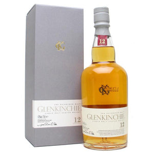 Glenkinchie 12 Year Single Malt Scotch Whisky (750ml)