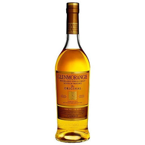 Glenmorangie Original 10 Year Highland Single Malt Scotch Whisky (750ml)