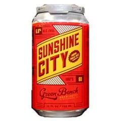 Green Bench Sunshine City IPA (6pk 12oz cans)