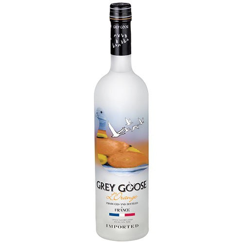 Grey Goose L' Orange Vodka (750ml)