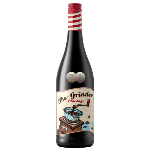 The Grape Grinder The Grinder Pinotage, South Africa, 2014 (750ml)