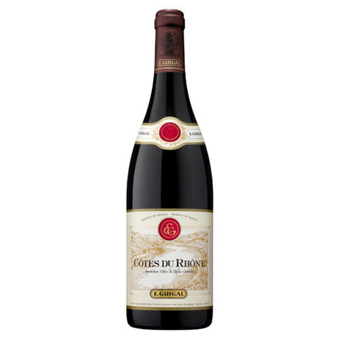 Guigal Cotes du Rhone Rouge, Rhone, France, 2013 (750ml)