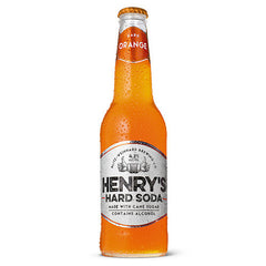 Hendry's Hard Orange Soda (6pk 12oz btls)