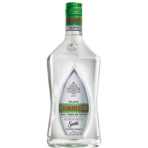 Hornitos by Sauza Tequila Plata (750ml)