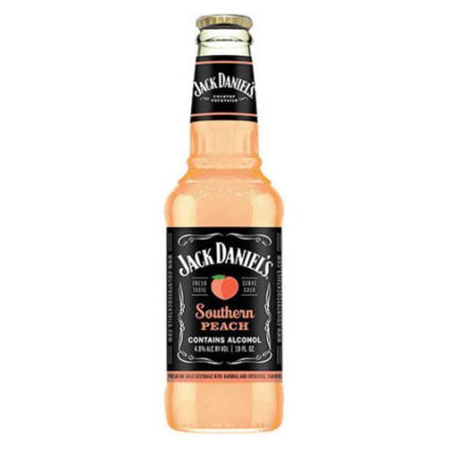 Jack Daniels Country Cocktails Southern Peach (6pk 10oz btls)