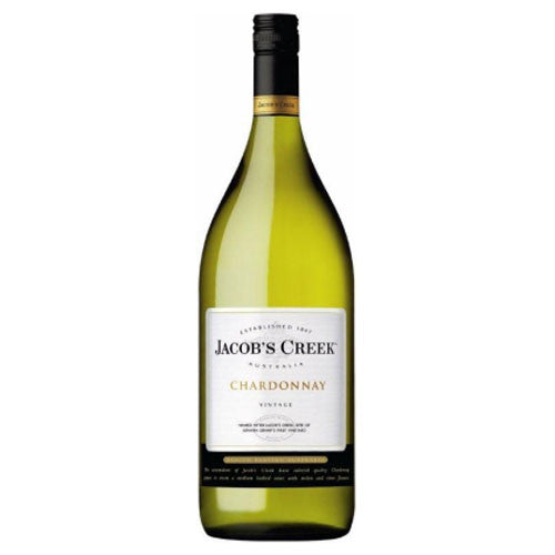 Jacob's Creek Chardonnay, South Eastern Australia, 2015 (1.5L)
