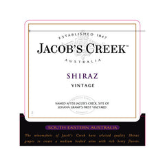 Jacob's Creek Shiraz, South Eastern Australia, 2014 (1.5L)