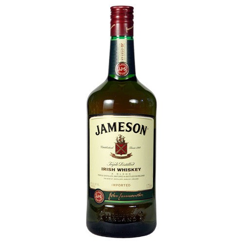 Jameson Irish Whiskey (1.75L)
