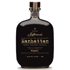 Jefferson's: The Manhattan Barrel Finished Cocktail (750ml)