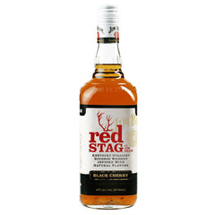 Jim Beam Red Stag Black Cherry Infused Kentucky Bourbon Whiskey (750ml)