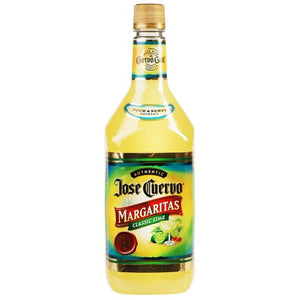 Jose Cuervo Authentic Margaritas Classic Lime Ready To Drink (1.75L)