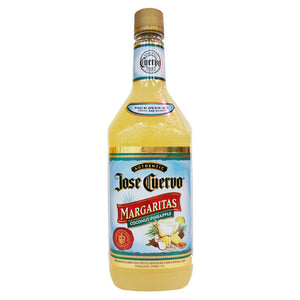 Jose Cuervo Coconut Pineapple Margarita Ready To Drink (1.75L)